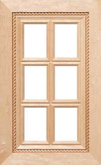 "Highpointe 3/4"" French Lite Door"