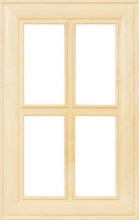 """Vermont 7/8"""" French Lite Door"""