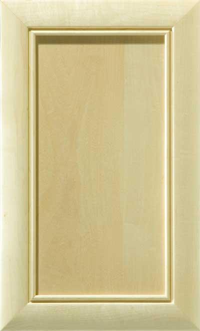 Normandie 7 8 cabinet doors and drawer fronts for Door and drawer fronts