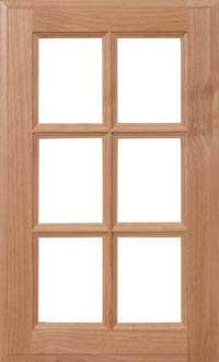 """Revere 3/4"""" French Lite Door"""
