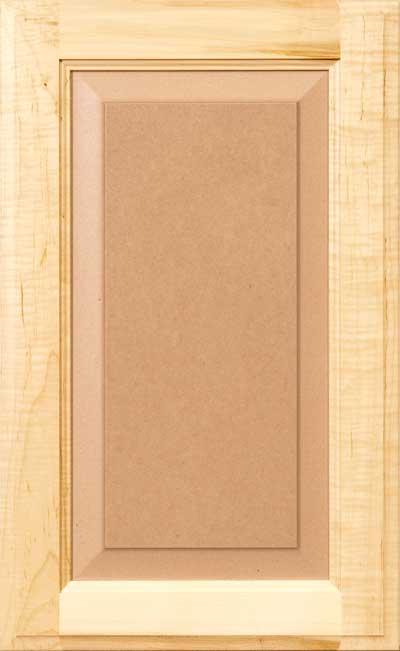 MDF Paint Grade Wood Cabinet Door Materials