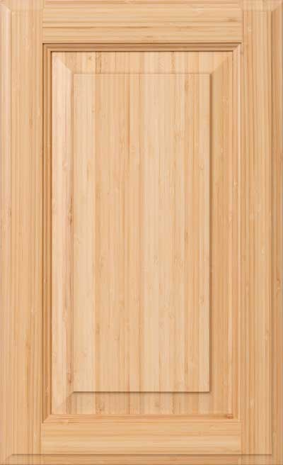 Bamboo Wood Cabinet Door And Drawer Materials Decore