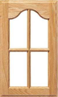 """Liberty 3/4"""" French Lite Door"""