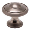 Brushed Nickel Bead Knob
