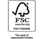 FSC Certified Materials