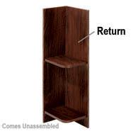 "Knick Knack Return Plank 5/8"" - 854"
