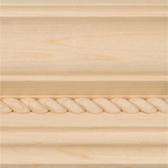 Crown Molding N with Insert A