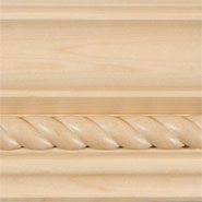 Crown Molding N with Insert B