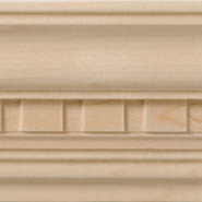 Crown Molding N with Insert C