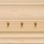 Crown Molding N with Insert D