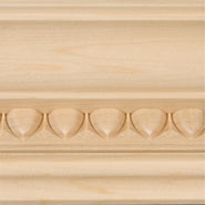 Crown Molding N with Insert E