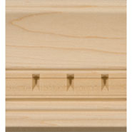 Crown Molding P with Insert D