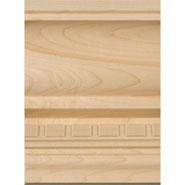 Crown Molding Q with Insert C