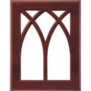 Gothic French Lite Door