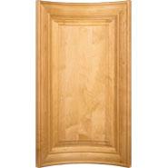 Concave Radius Door